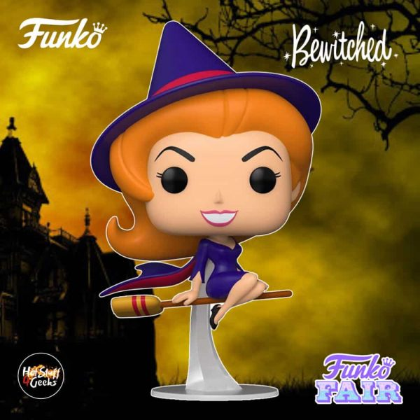 Funko Pop! Television: Bewitched - Samantha Stephens as Witch Funko Pop! Vinyl Figure
