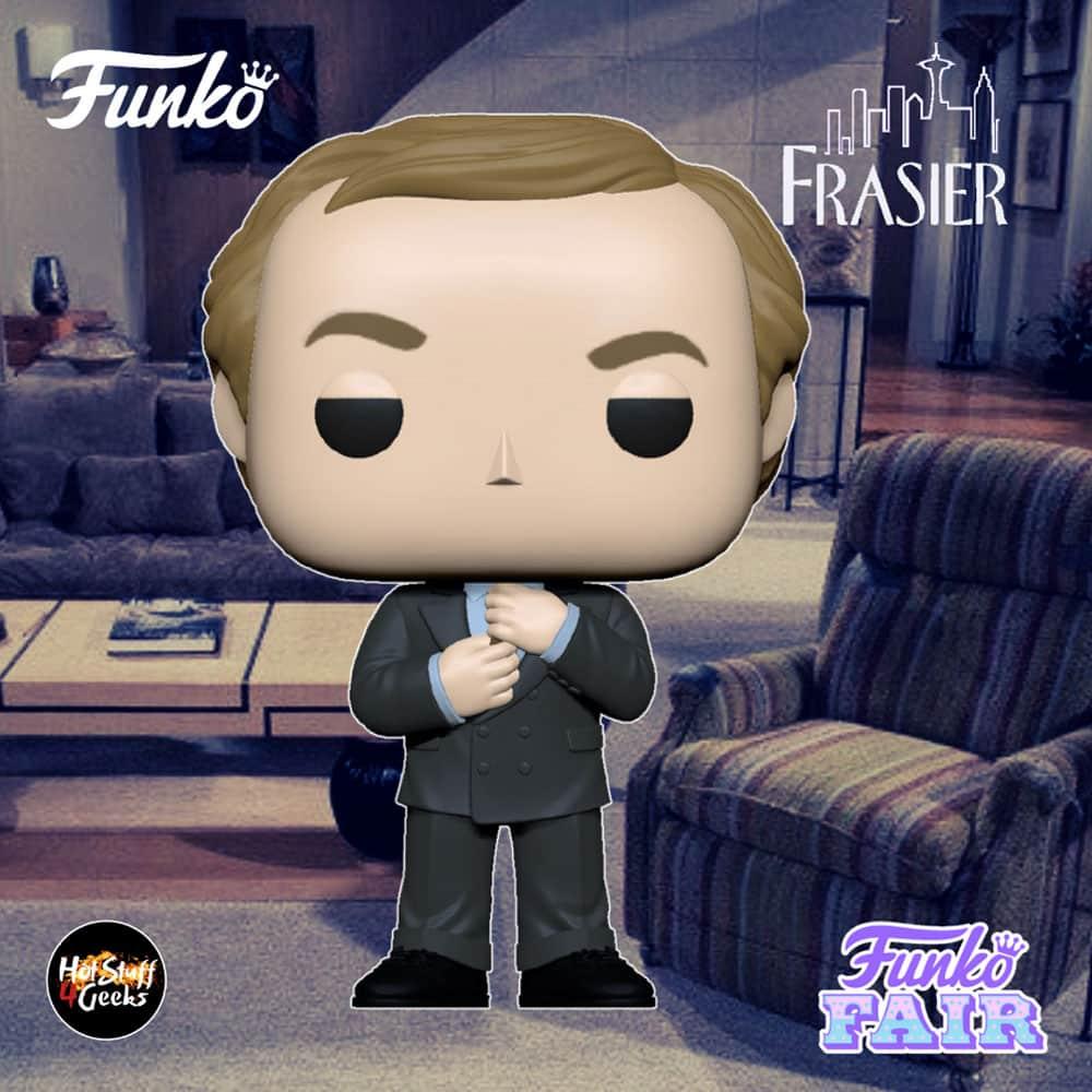 Funko Pop! Television Frasier - Niles Funko Pop! Vinyl Figure