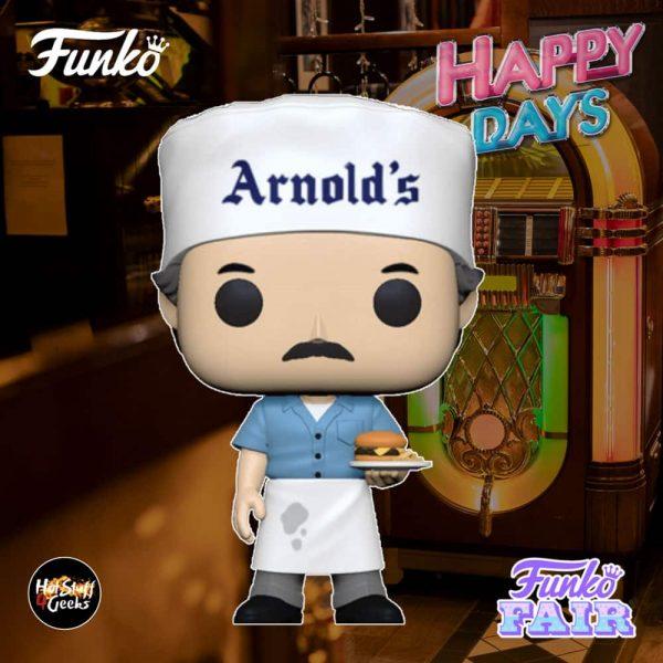 Funko Pop! Television Happy Days - Arnold Takahashi Funko Pop! Vinyl Figure