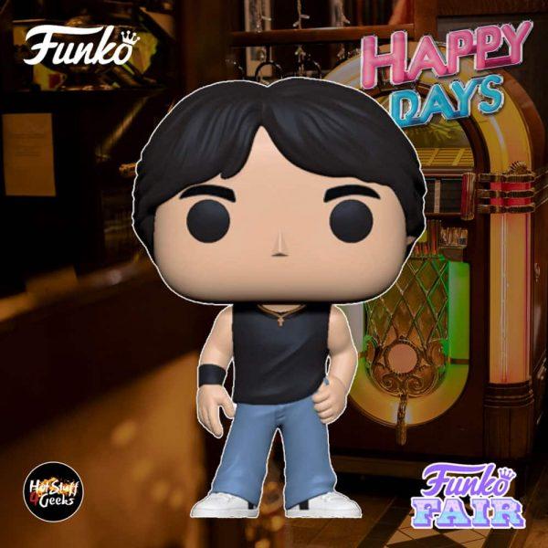 Funko Pop! Television: Happy Days - Chachi Funko Pop! Vinyl Figure