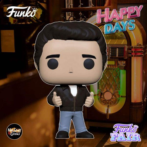 Funko Pop! Television Happy Days - Fonzie Funko Pop! Vinyl Figure