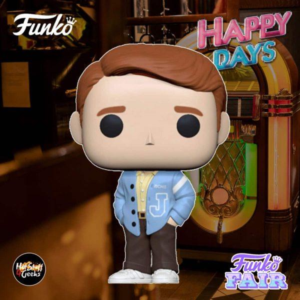 Funko Pop! Television: Happy Days - Richie Funko Pop! Vinyl Figure