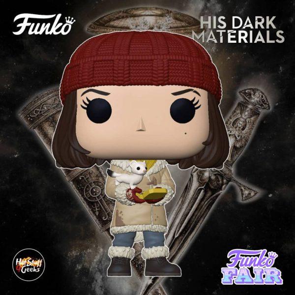 Funko Pop! Television His Dark Materials - Lyra with Pan Daemon Funko Pop! Vinyl Figure