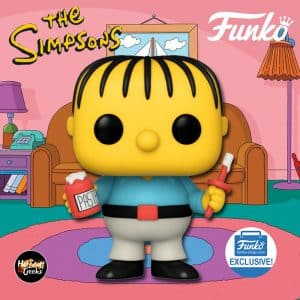 Funko Pop! Television: The Simpsons - Ralph Wiggum Funko Pop! Vinyl Figure - Funko Shop Exclusive