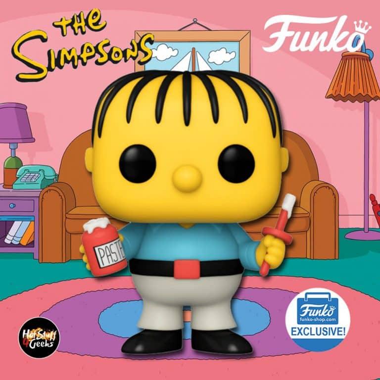 Funko Pop! Television: The Simpsons - Ralph Wiggum Funko Pop! Vinyl Figure - Funko Shop Exclusive