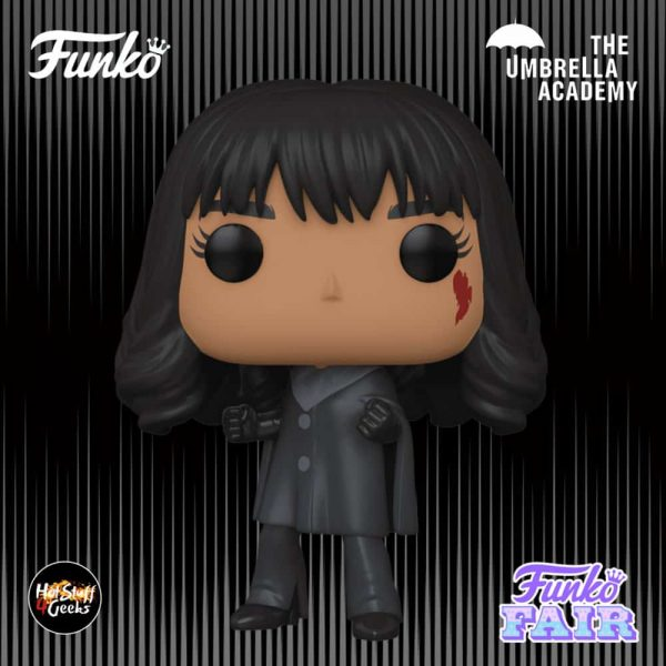 Funko Pop! Television The Umbrella Academy - Allison Funko Pop! Vinyl Figure