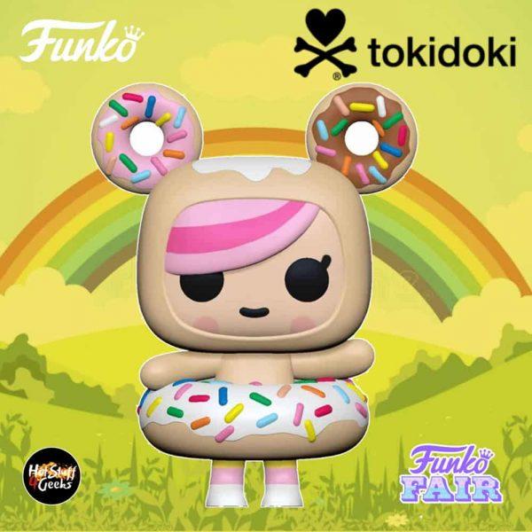 Funko Pop! Tokidoki - Donutella Funko Pop! Vinyl Figure
