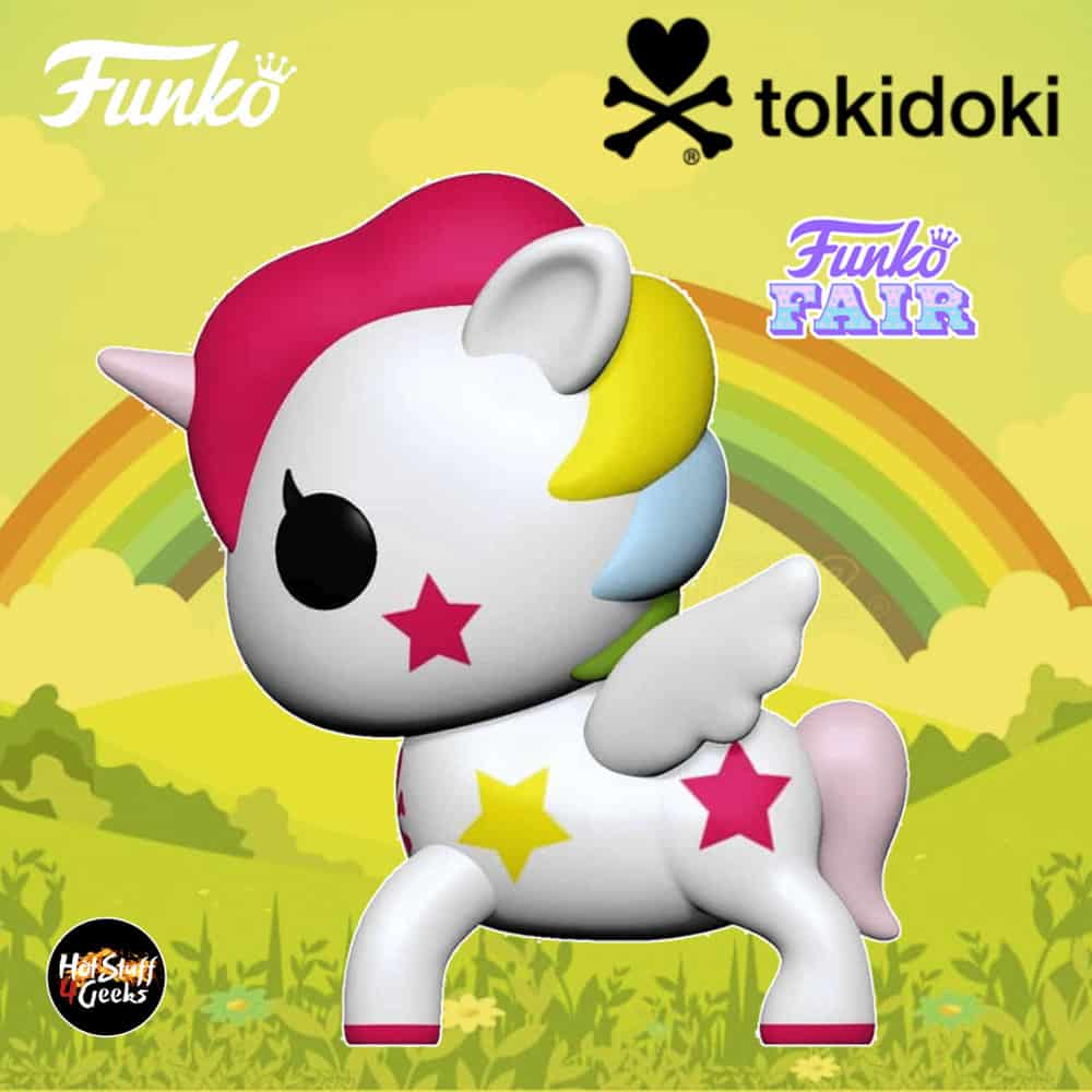 Funko Pop! Tokidoki - Stellina Funko Pop! Vinyl Figure
