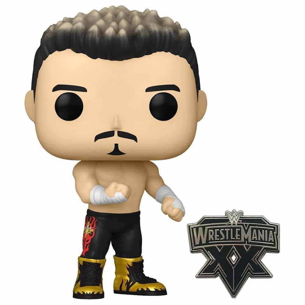 Funko Pop! WWE - Eddie Guerrero With Pin! Funko Pop! Vinyl Figure - GameStop Exclusive