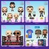 Funko Pop! WWE - Drew McIntyre, Otis (Money in the Bank), Edge, The Rock Vs. Stone Cold Steve Austin in Wrestling Ring, Stone Cold Steve Austin with Belt, Chyna, The Rock vs. Mankind (2 Pack), and Stone Cold Steve Austin 3:16 shirt with 2 Belts Funko Pop! Vinyl Figures