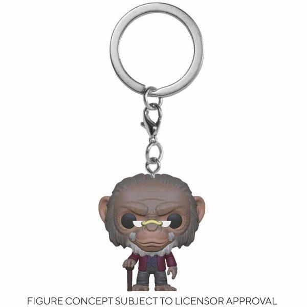 Funko Umbrella Academy Pogo Pocket Pop! Key Chain