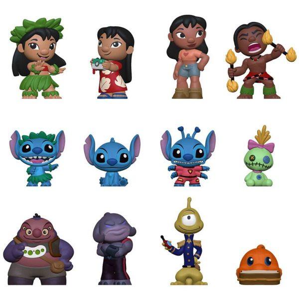 Lilo & Stitch Mystery Minis Mini-Figures