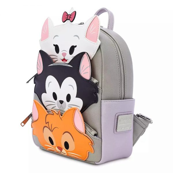 Loungefly Disney Cats Mini Backpack - Shop Disney Exclusive