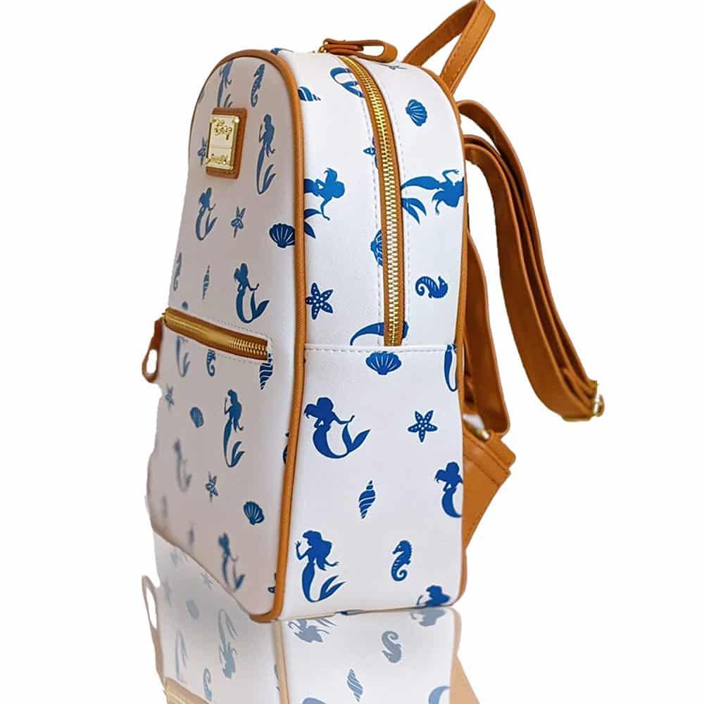 Loungefly Disney Little Mermaid Ariel Seahorse Mini Backpack - Amazon Exclusive