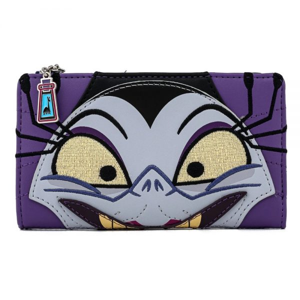 Loungefly Emperor's New Groove Yzma Cosplay Flap Wallet