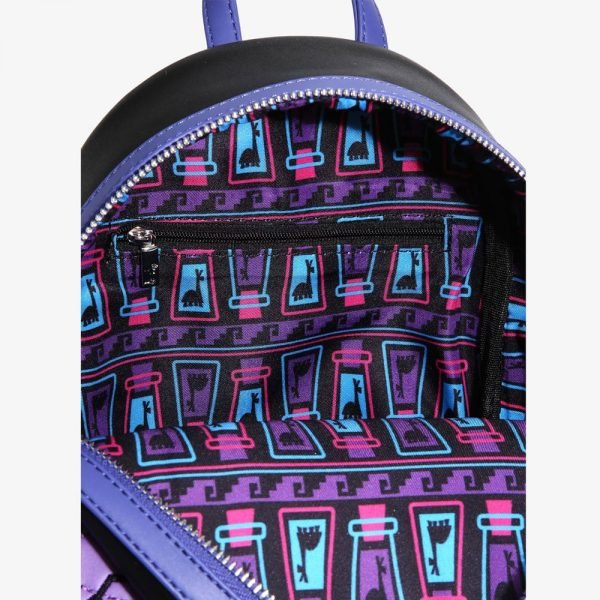 Loungefly Emperor's New Groove Yzma Cosplay Mini-Backpack