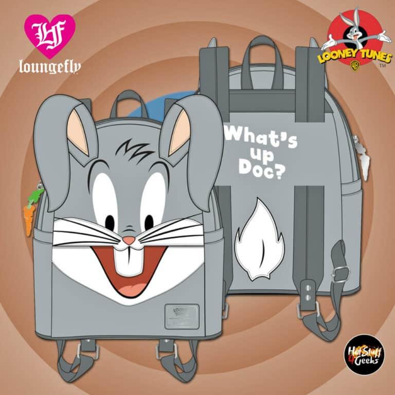 Loungefly Looney Tunes Bugs Bunny Cosplay Mini-Backpack