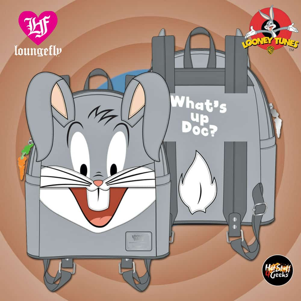 Loungefly Looney Tunes Bugs Bunny Cosplay Mini-Backpack