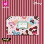 Loungefly Mickey and Minnie Mouse Sweets Flap Wallet