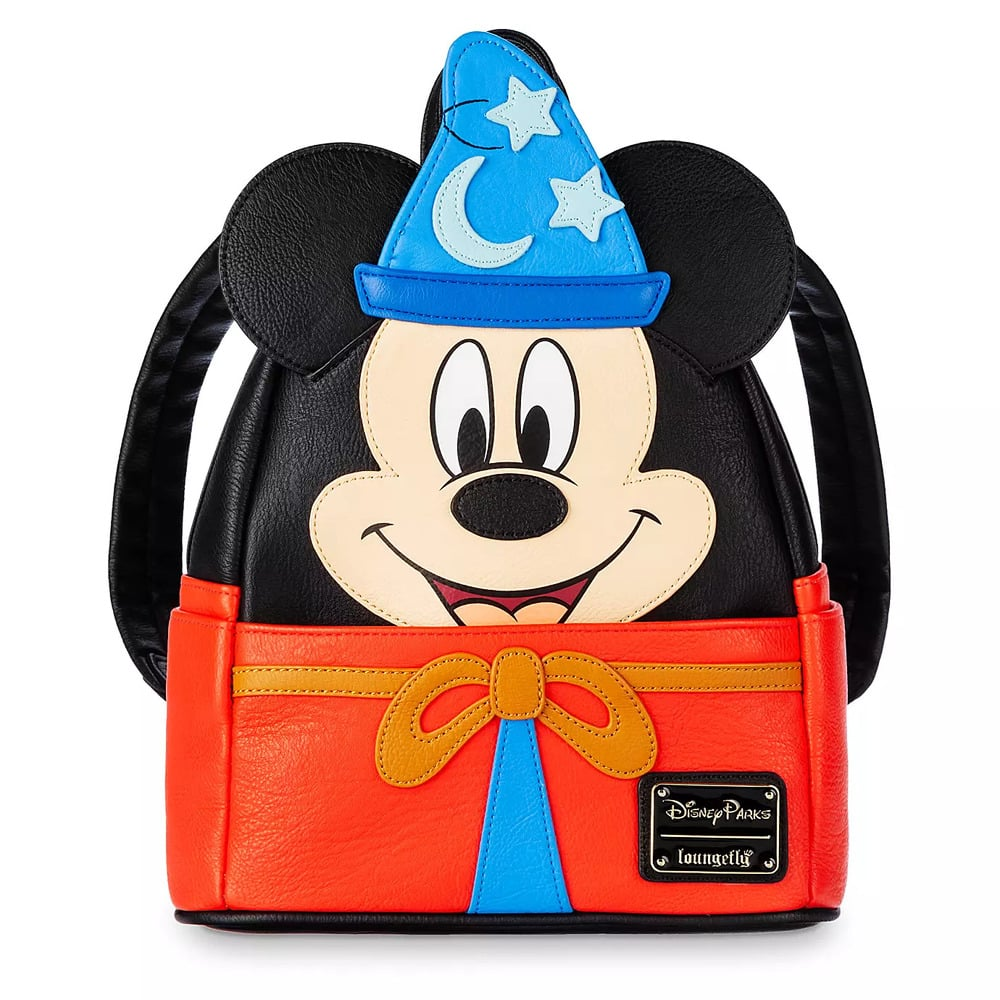 Loungefly Sorcerer Mickey Mouse Mini Backpack - Shop Disney Exclusive