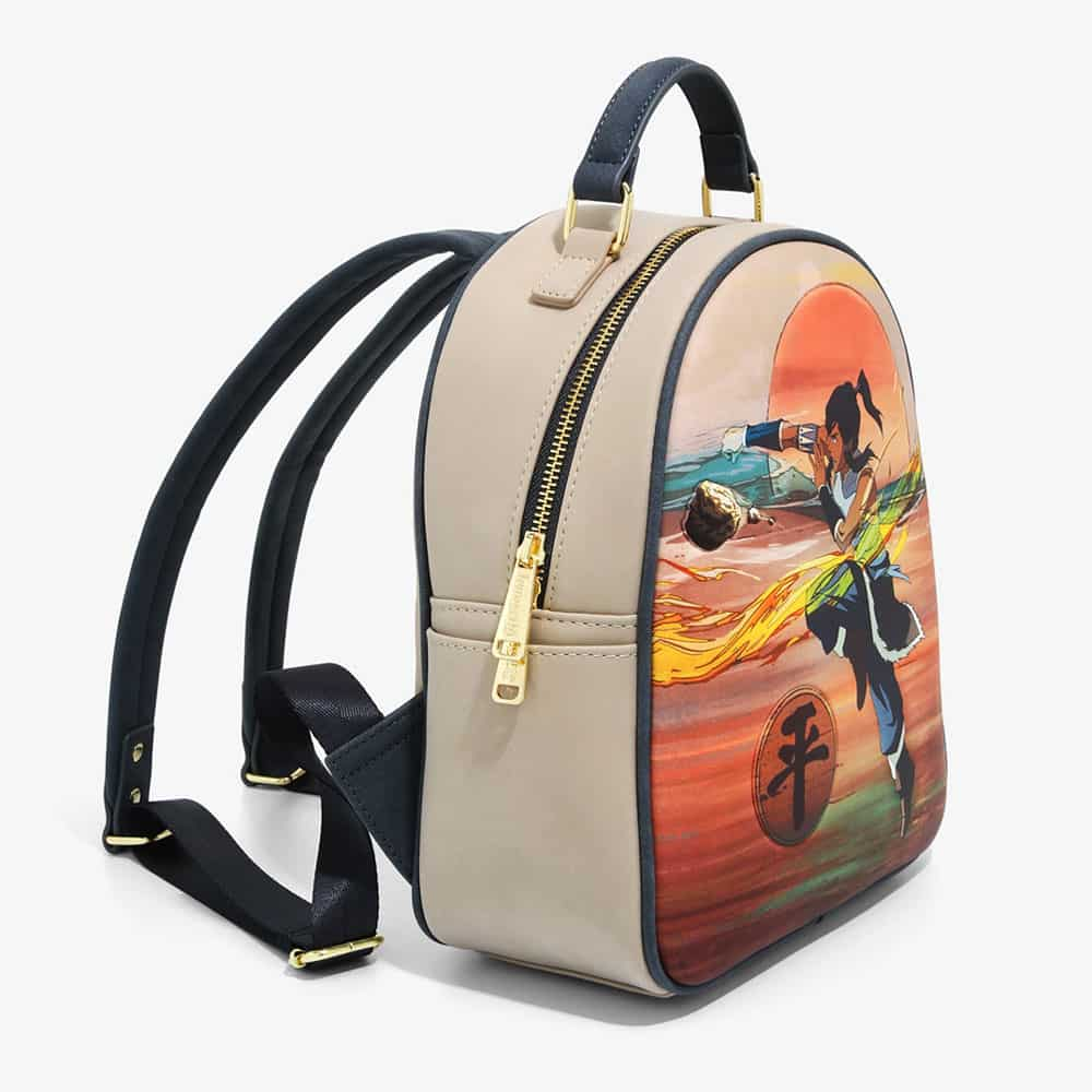 Loungefly The Legend of Korra Avatar Mini Backpack - BoxLunch Exclusive