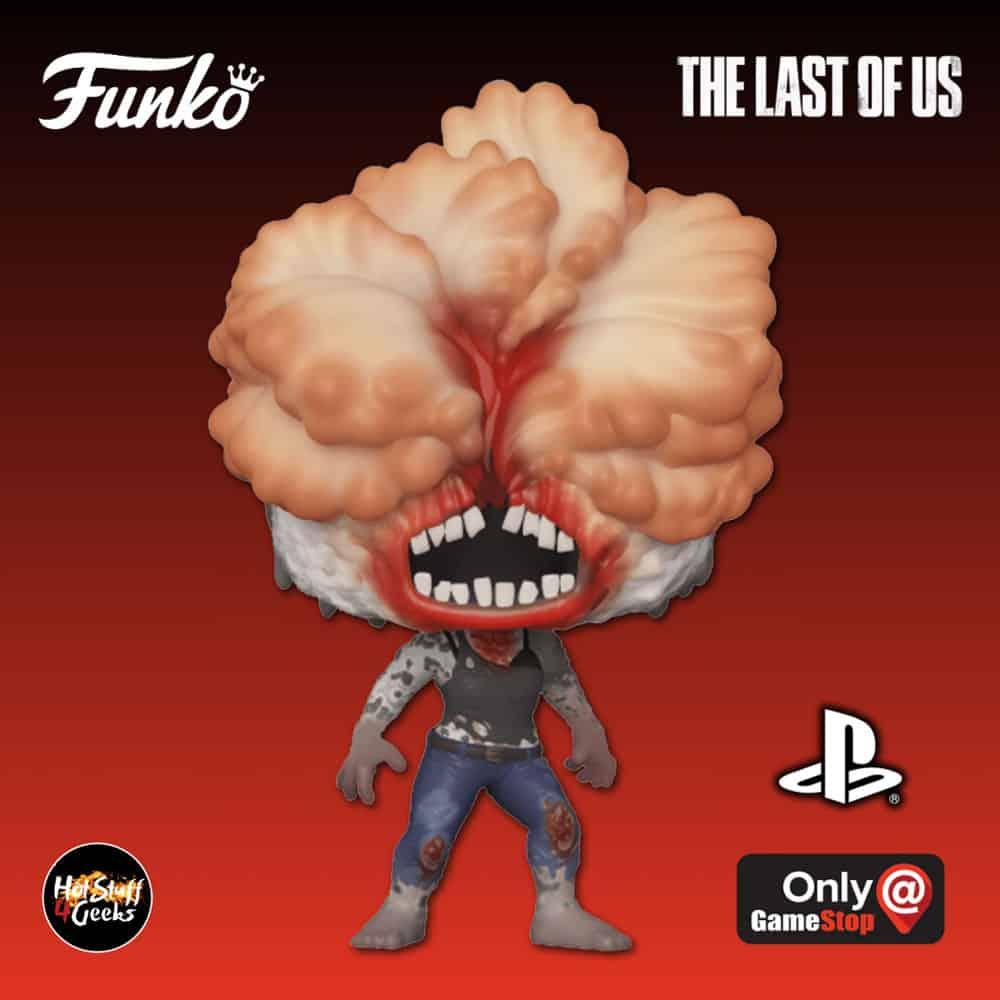 Funko Pop! Games: The Last of Us - Clicker Funko Pop! Vinyl Figure - GameStop Exclusive