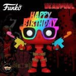 Funko POP! Deadpool 30th - Birthday Glasses Deadpool Funko Pop! Vinyl Figure - Target Exclusive