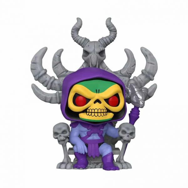 Funko POP! Retro Toys Deluxe Master's of the Universe - 10 Skeletor on Throne Funko Pop! Vinyl Figure - Target Con 2021 Exclusive