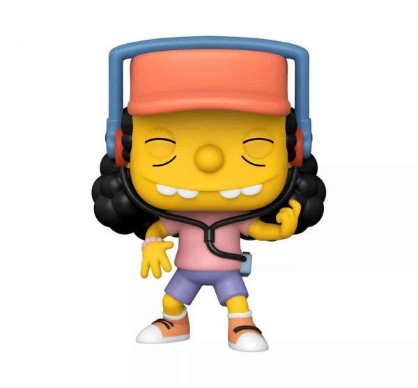 Funko POP! Television The Simpsons - Otto Mann Funko Pop! Vinyl Figure - Target Con 2021 Exclusive
