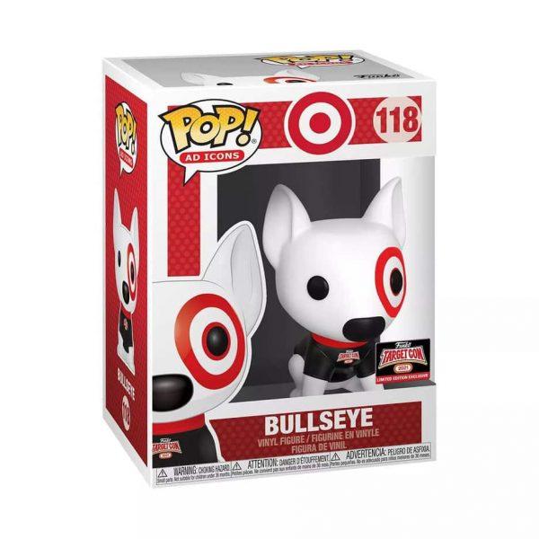 Funko Pop! Ad Icons Bullseye Funko Pop! Vinyl Figure - Target Con 2021 Exclusive