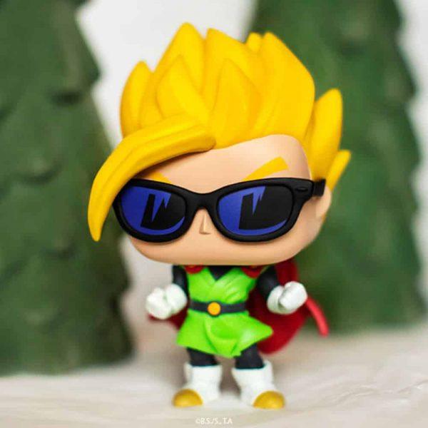 Funko Pop! Animation Dragon Ball Z - Super Saiyan Gohan With Sunglasses