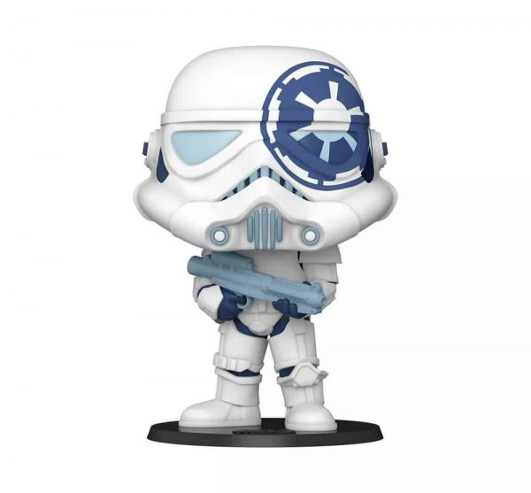 Funko Pop! Art Series: Star Wars - Stormtrooper Jumbo Sized (Artist Series) Funko Pop! Vinyl Figure – Target Con 2021 Exclusive