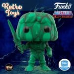 Funko Pop! Artist Series: Masters of the Universe – He-Man Art Series Funko Pop! Vinyl Figure - Funko Shop Exclusive