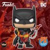 Funko Pop! Dc Heroes Death Metal Batman With Guitar Funko Pop! Vinyl Figure - PX Previews Exclusive