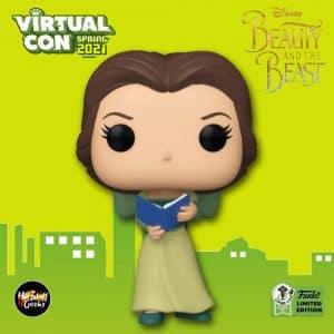 Funko Pop! Disney Beauty & The Beast 30th Anniversary - Belle in Green Dress