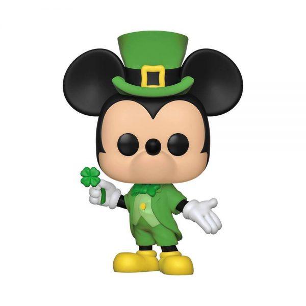 Funko Pop! Disney: Lucky Mickey (Saint Patrick's Day) Funko Pop! Vinyl Figure - Funko Shop Exclusive