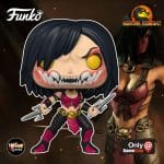 Funko Pop! Games: Mortal Kombat X - Mileena Funko Pop! Vinyl figure - GameStop Exclusive