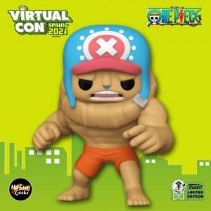 Funko Pop! Games: One Piece - Buffed Chopper Funko Pop! Vinyl Figure - ECCC 2021 and Hot Topic Shared Exclusive