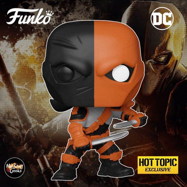 Funko Pop! Heroes DC Comics Batman - Deathstroke Funko Pop! Vinyl Figure - Hot Topic Exclusive