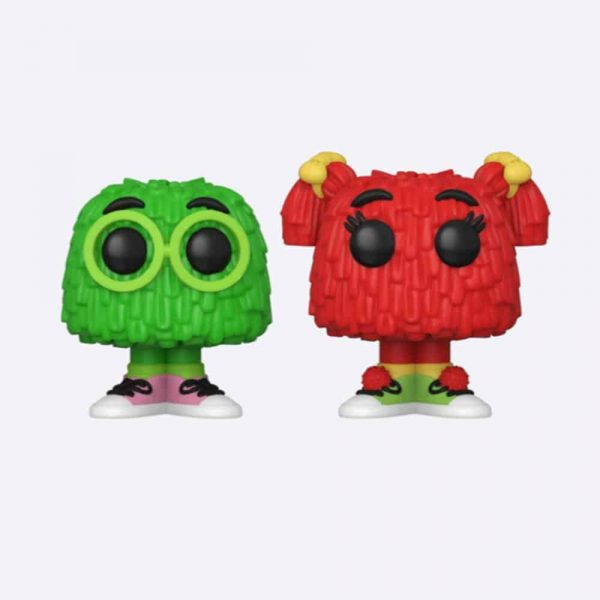 Funko Pop! Icons: McDonald's – Fry Guy Green and Red 2-Pack Funko Pop! Vinyl Figure - Funko Shop Exclusive