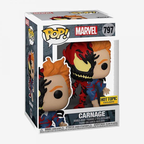 Funko Pop! Marvel Carnage Funko Pop! Vinyl Figure - Hot Topic Exclusive