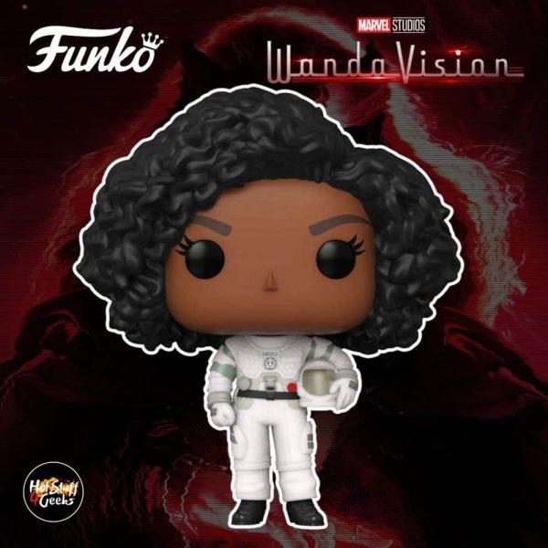 Funko Pop! Marvel Studios: WandaVision - Monica Rambeau Funko Pop! Vinyl Figure
