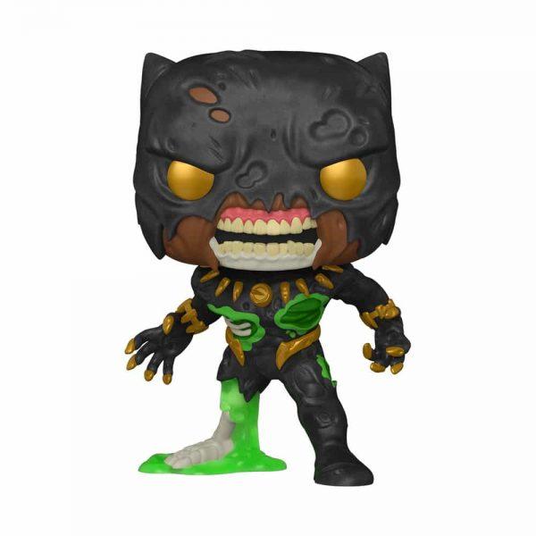 Funko Pop! Marvel Zombies - Black Panther 10 Inch Jumbo Size Funko Pop! Vinyl Figure - Walmart Exclusive