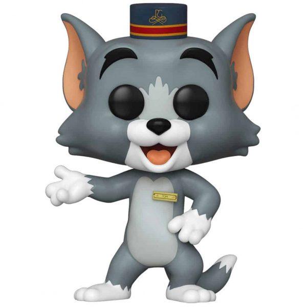 Funko Pop! Movies Tom & Jerry Movie - Tom Funko Pop! Vinyl Figure Release date 2021