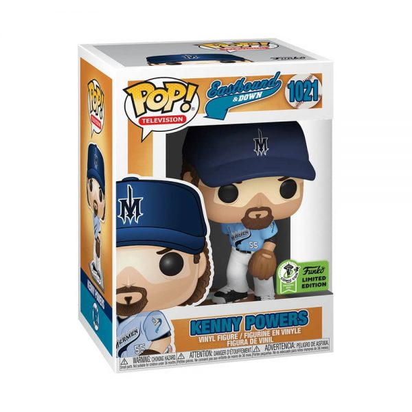 Funko Pop! Television: Eastbound & Down - Kenny Powers Funko Pop! Vinyl Figure - ECCC 2021 and Amazon Shared Exclusive