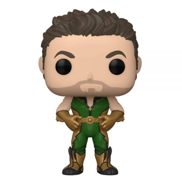 Funko Pop! Television: The Boys - The Deep Funko Pop! Vinyl Figure - ECCC 2021 and Amazon Shared Exclusive