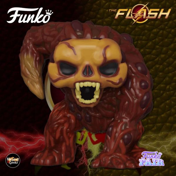 Funko Pop! Television: The Flash Fastest Man Alive: Bloodwork Funko Pop! Vinyl Figure - Funko Fair 2021
