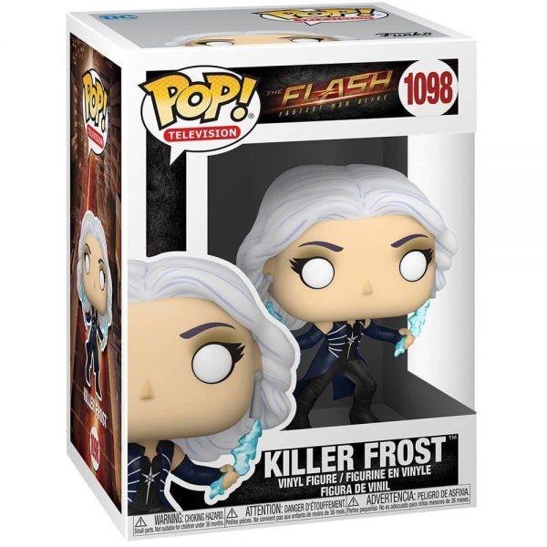 Funko Pop! Television: The Flash Fastest Man Alive: Killer Frost Funko Pop! Vinyl Figure - Funko Fair 2021