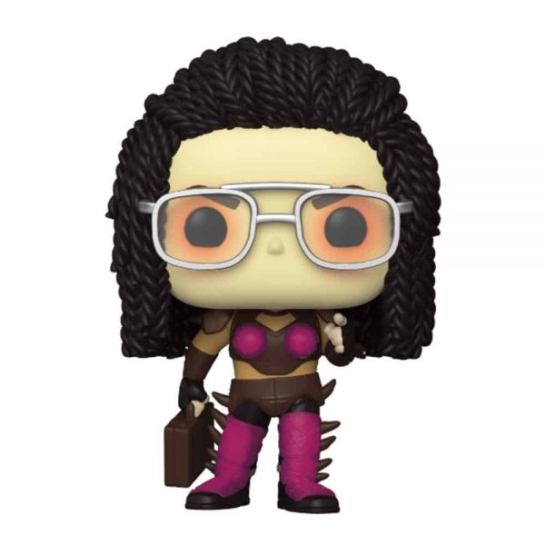 Funko Pop! Television: The Office - Dwight as Kerrigan Funko Pop! Vinyl Figure - ECCC 2021 and Walmart Shared Exclusive