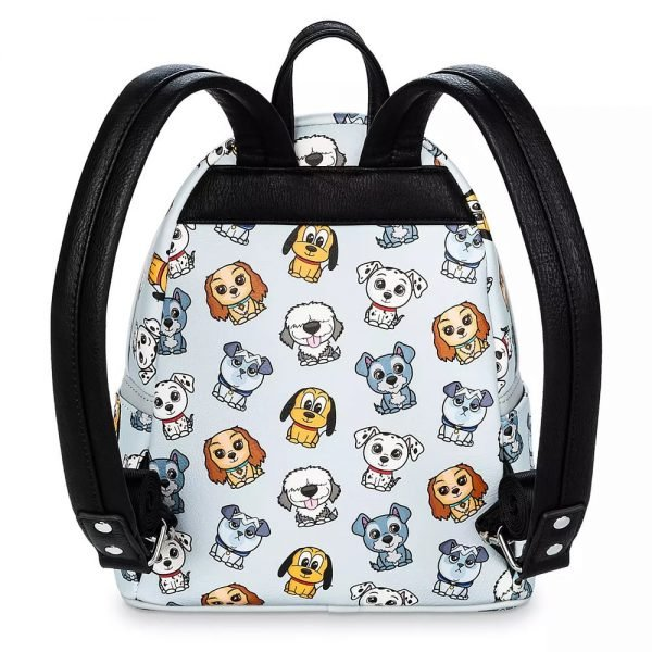 Loungefly Disney Dogs Loungefly Mini Backpack - Disney Parks Exclusive